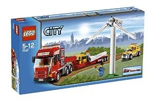 LEGO City 7747 - Windturbinen-Transporter (B002KCNVBG) | Amazon price tracker / tracking, Amazon price history charts, Amazon price watches, Amazon price drop alerts