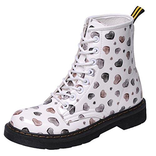 Minon Décontracté Chaussures Mollet Femme Mode Fille Style Mi dC4q5nOq