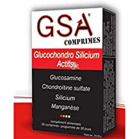 GSA Tablets Glucochondro Silicium Actives 30 Tablets preisvergleich bei billige-tabletten.eu