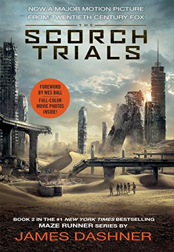 The Scorch Trials (Maze Runner) [Idioma Inglés]
