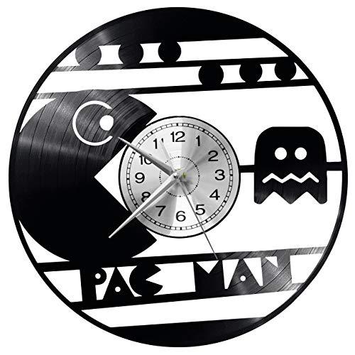 Vinyl Schallplatte Retro-Uhr groß Uhren Style Raum Home Dekorationen Tolles Geschenk Uhr ()