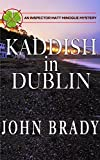 Front cover for the book Kaddish in Dublin by John Brady
