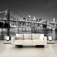 Fotomurales 'I Love New York 105' 366cm x 254cm Manhattan arquitectura Estados Unidos Papel Pintado Fotomural