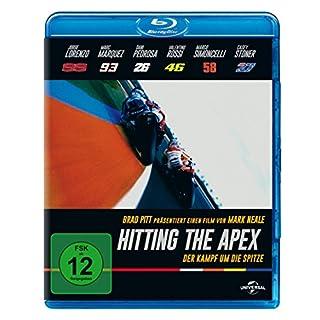 Hitting the Apex - Der Kampf um die Spitze [Blu-ray]