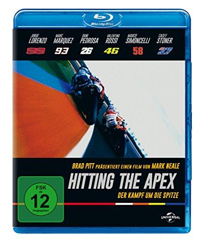 Hitting the Apex - Der Kampf um die Spitze [Blu-ray] (Um Die Spitze)