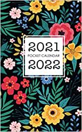 2022 Calendar Cover.Buy 2021 2022 Pocket Calendar Floral Cover Two Year Calendar Small Size Monthly 2 Year Appointment Planner 2021 2022 24 Months Agenda Schedule Organizer With Holiday Jan 2021 Dec 2022 Book Online At Low Prices In India Amazon In