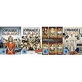 Orange Is the New Black Staffel 1+2+3+4 (1-4) DVD Set