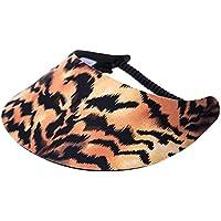 xfore Golfwear XFORE visera de golf Sakima para mujer con diseño de tigre, talla única