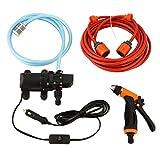 Tragbare Hochdruck Auto Reinigung Kit 70 Watt 130PSI 12 V Durable Komplette DIY Auto Waschen Werkzeuge Set Wassereinsparung