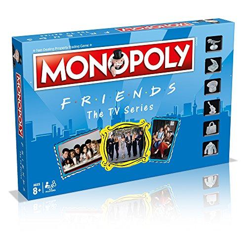 Winning Moves 027229Friends Monopoly Preisvergleich