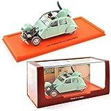Voiture miniature Tintin - Les Bijoux de la Castafiore, Citroën 2CV belge 1954...