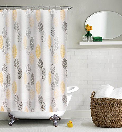 homepuff-water-repellent-peva-shower-curtain-mold-and-mildew-resistant-shower-liner-with-12-metal-ri