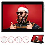 4G Tablet 10.1 Pollici con Wifi Offerte, Tablet Android 8.1 Memoria RAM da 3GB+ ROM 32GB/128GB Tablet Android 8.1 Quad Core Dual SIM Quad Core Tablet Offerte 10.1' con Netflix OTG 8500mAh G10
