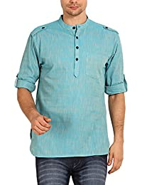 Svanik Men's Cotton Kurta