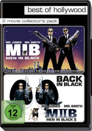 Men In Black/Men In Black II - Best of Hollywood (2 DVDs)