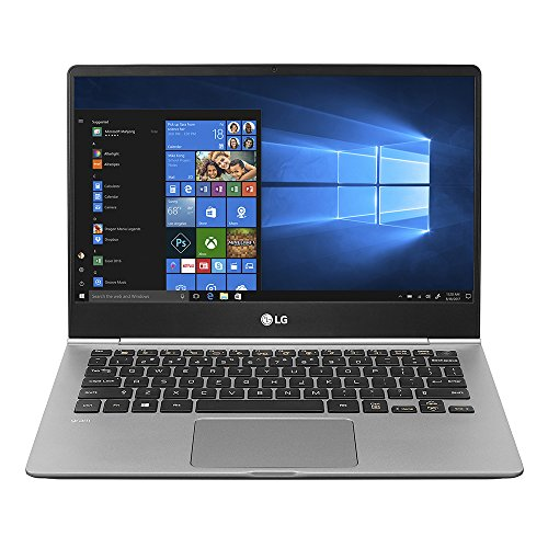 LG Electronics gram Thin and Light Laptop – 13.3