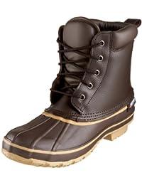 Meltwater, Chaussures Multisport Outdoor Homme, Noir (Black), 43 EUBaffin