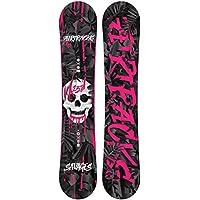 AIRTRACKS Savage Damen Snowboard Rocker / All Mountain / Freestyle / 138 144 148 cm