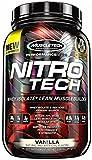Best Tasting Protein Powder Vanillas - MuscleTech 0.90 kg Performance Series Vanilla Nitro Tech Review
