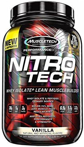 nitro tech protein powder amazon