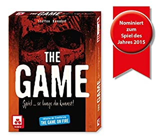 NSV - 4034 - THE GAME - Kartenspiel (B00SKICEJE) | Amazon price tracker / tracking, Amazon price history charts, Amazon price watches, Amazon price drop alerts