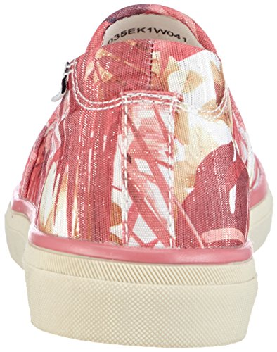 Esprit Yendis Jungle, Baskets Basses femme Marron - Braun (658 berry mousse)