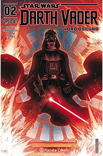 Descargar gratis Star Wars Darth Vader Lord Oscuro nº 02 de Charles Soule