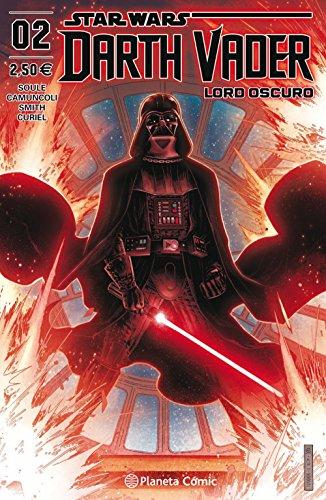 Star Wars Darth Vader Lord Oscuro nº 02 (Star Wars: Cómics Grapa Marvel)