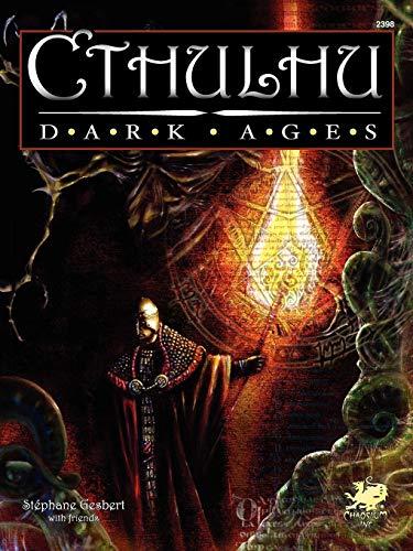 Cthulhu Dark Ages por Stephane Gesbert