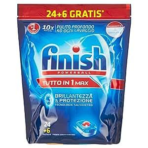 Finish Tutto in Uno Max Regular, 24+6 Tabs