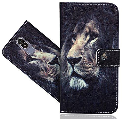 FoneExpert® CUBOT R9 Handy Tasche, Wallet Case Flip Cover Hüllen Etui Hülle Ledertasche Lederhülle Schutzhülle Für CUBOT R9