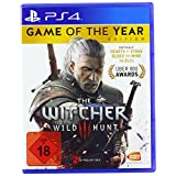Playstation 4: The Witcher 3: Wild Hunt - Game of the Year Edition