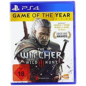 The Witcher 3 – Game of the Year Edition