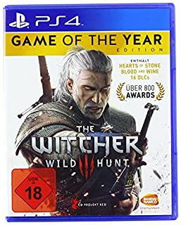 The Witcher 3: Wild Hunt - Game of the Year Edition - [PlayStation 4] (B01I6AWO5Y) | Amazon Products