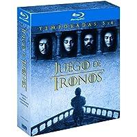 Pack Juego De Tronos Temporada 5-6 Blu Ray