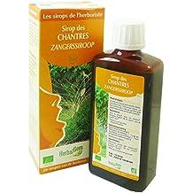 Herbalgem - Sirop des chantres Bio - gemmothérapie - Herbalgem - Gemmobase