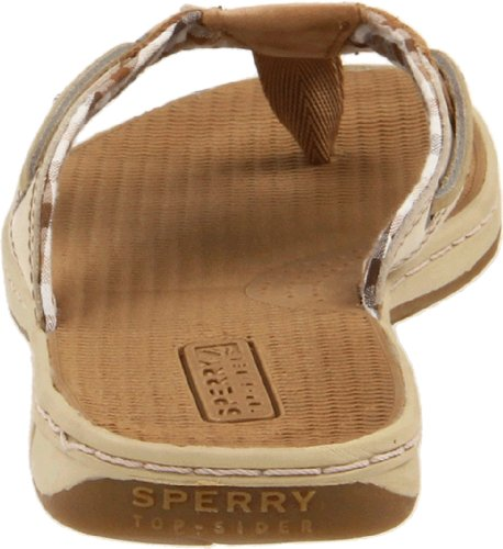 Sperry Seafish Womens Linen/Oat
