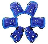 Bambini/bambini protettiva Gear Cycling Inline & roller Skating con protezioni per...