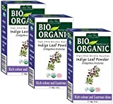 #10: Bio Organic -100% Natural Hair Coloring Indigo Powder Set of 3