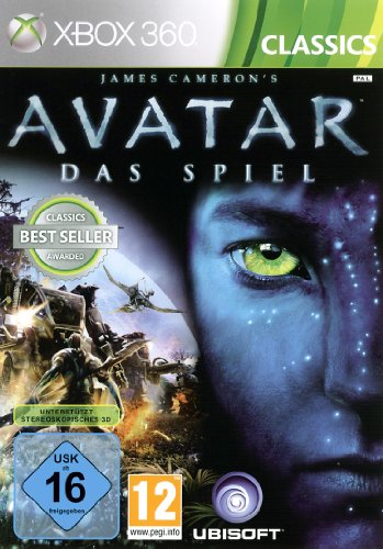 James Cameron's Avatar: Das Spiel [Software Pyramide] (Avatar-software)