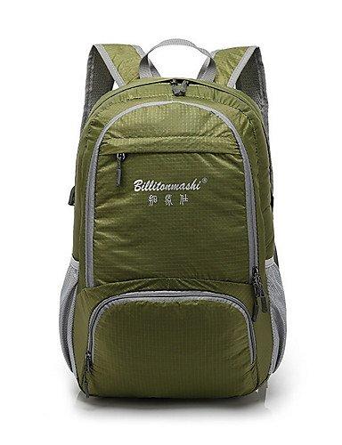 ZQ 45 L Tourenrucksäcke/Rucksack / Travel Organizer / Rucksack Camping & Wandern DraußenWasserdicht / Schnell abtrocknend / tragbar / Red