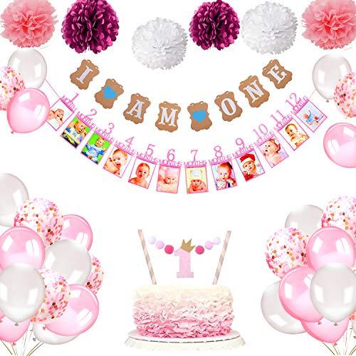 Baby 1 Geburtstag Dekorationen Karneval Online Shop