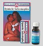 Spanische Liebestropfen 20 ml Potenzmittel Aphrodisiakum für Sie und Ihn