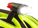 AWE® AWEDual 360°PLUS™ 80 Lumens USB Worlds Lightest/Smallest Helmet Light Front/Rear