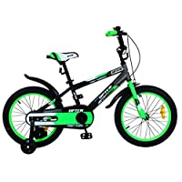 UPTEN Furious 14 inch Kids bike children bicycle cycle, multi colour