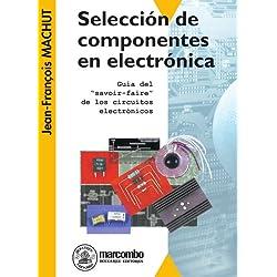 Seleccion De Componentes De Electrónica (ACCESO RÁPIDO)