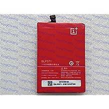 Oppomart - Batería original OnePlus One - Capacidad: 3100 mA - Potencia: 3.8 V - BLP571 One + One