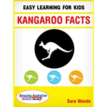 Kangaroo Facts: Easy Learning for Kids (Amazing Australian Animals Series. Book 1) (English Edition)