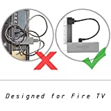 Power Cable For Fire TV Stick. Powers the Fire TV Stick from Your TV USB Port