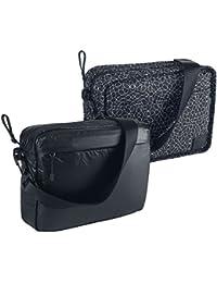 Nike Studio Kit 2.0 M - Bolso para mujer, color negro / blanco, talla única